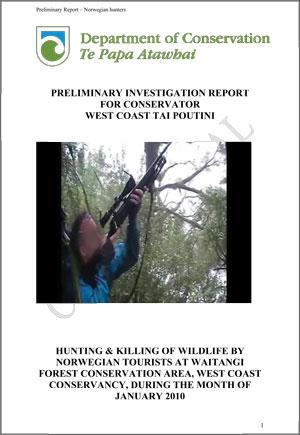 Rapportforsiden