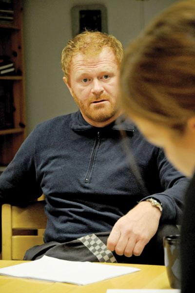 Morten Heggdal