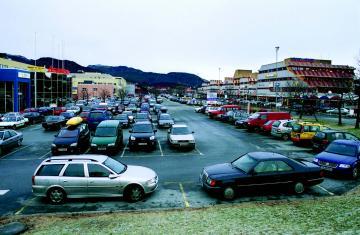 Åsane i Bergen, «etter»