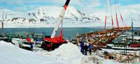 Fredet taubane i Longyearbyen