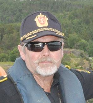 Politiførstebetjent Torkil Beistad