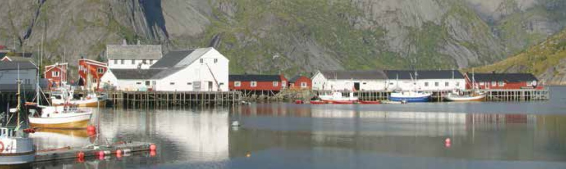Norges kyst