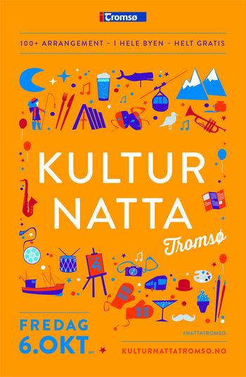 Plakat kulturnatta