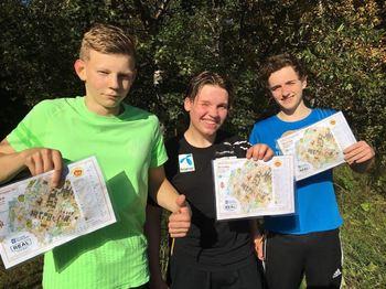 100 på Tromsøya med Grønnåsen skole