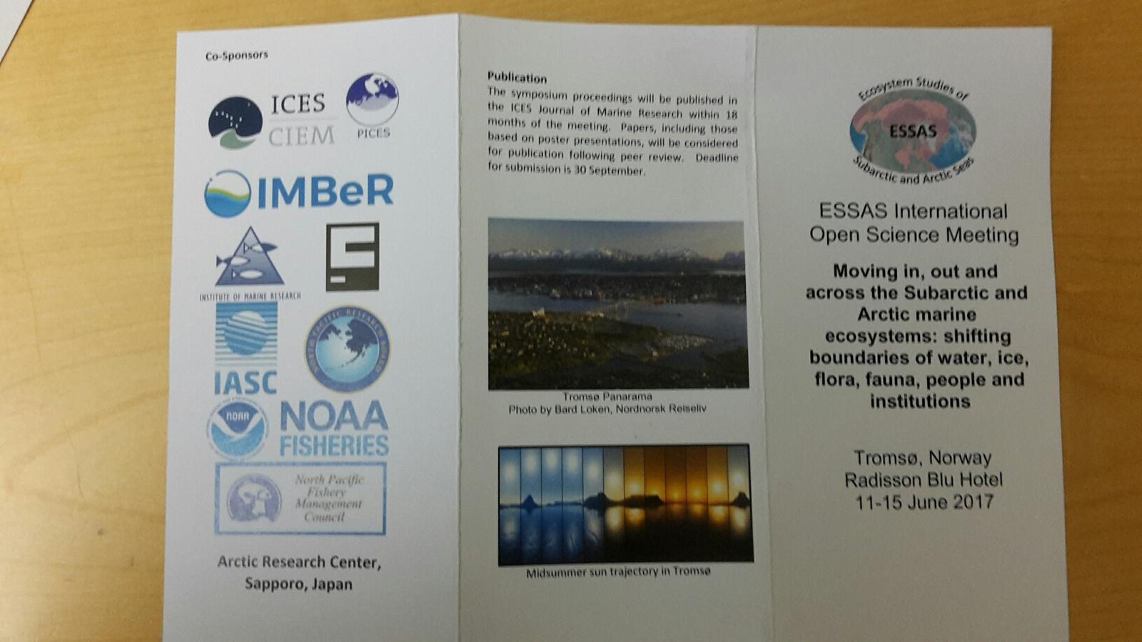 ESSAS brochure