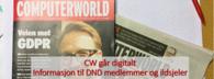 CW går digitalt