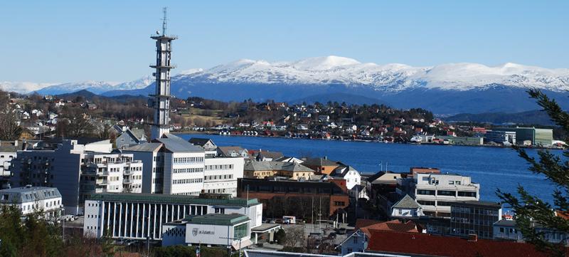Leirvik sentrum
