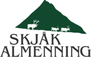 Skjåk almenning logo