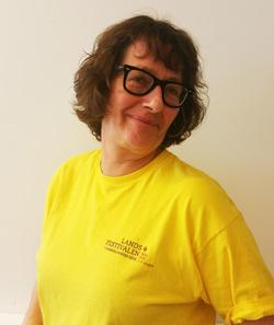 Randi Rust - leder for landsfestivalen 2018