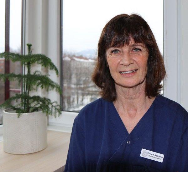 Anestesisykepleier Torunn Mjønerud