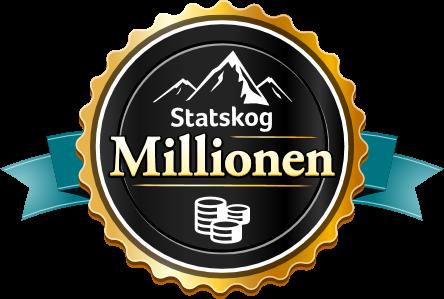 Logo Statskogmillionen