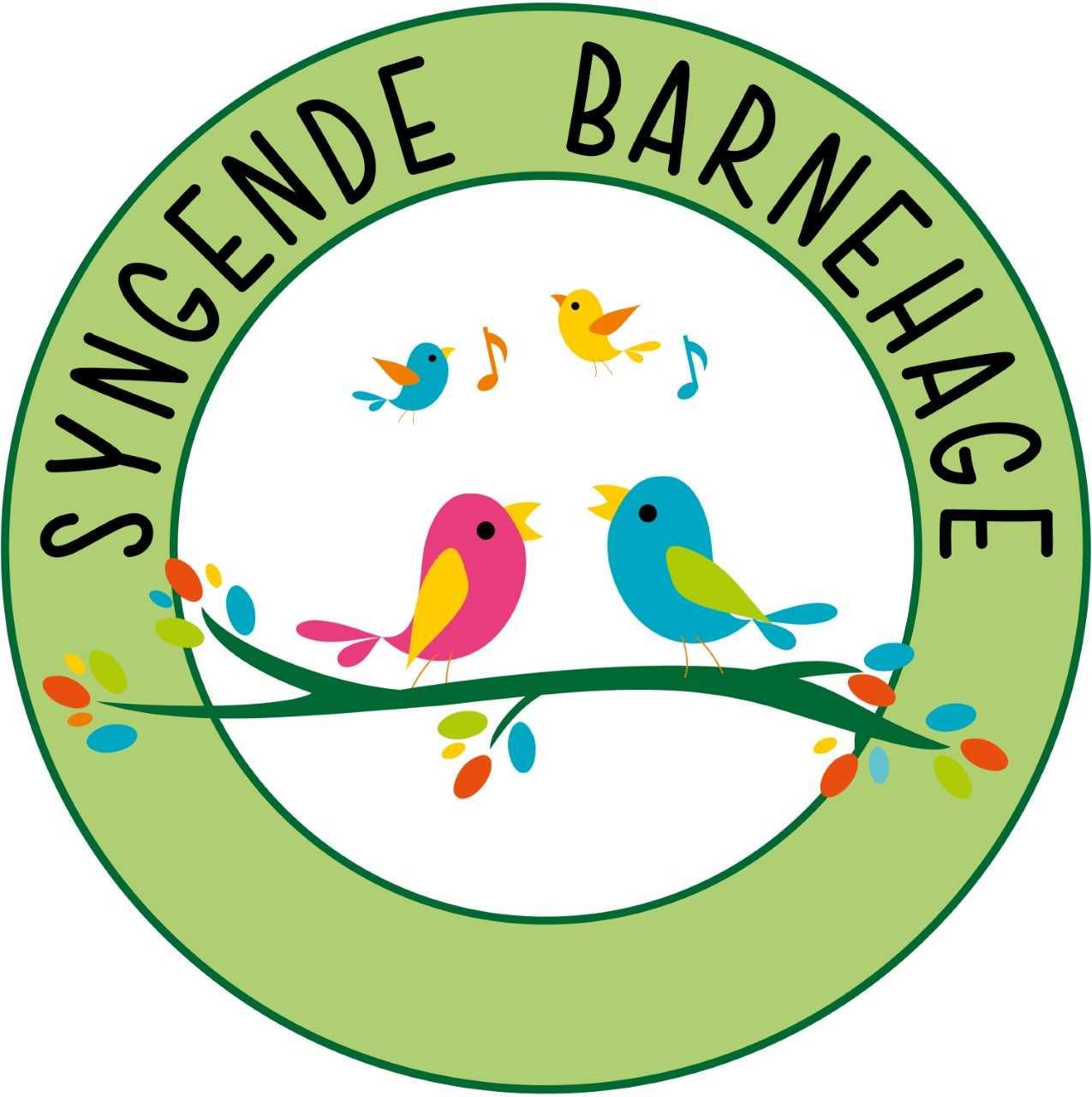 Syngende barnehage logo 2