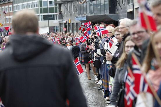 17. mai-feiring i Harstad
