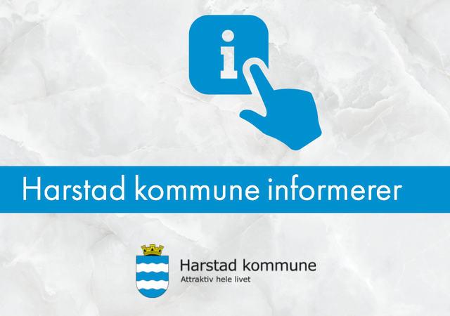 Harstad kommune informerer