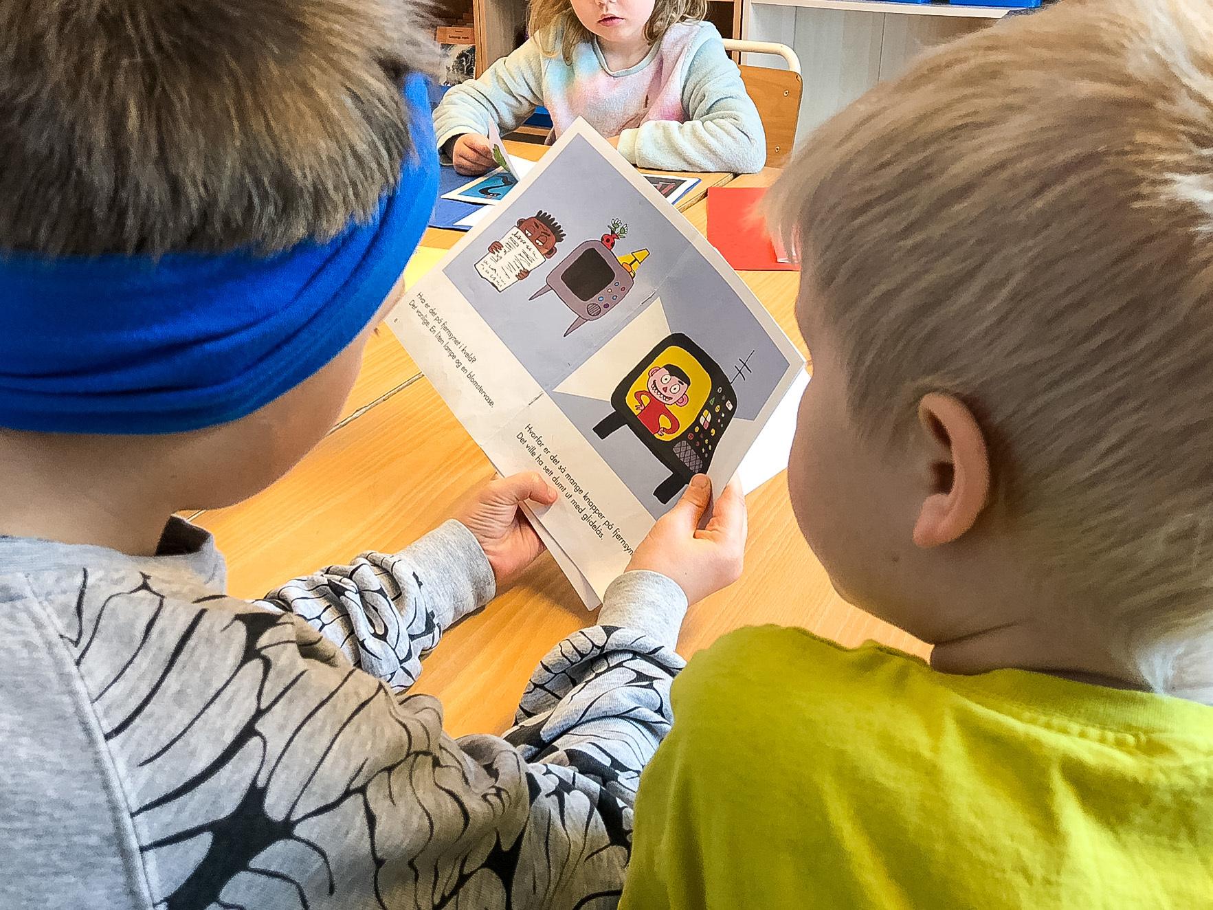Lesestrategi Medkila skole