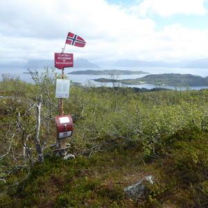 Trollvassåsen. Foto Arne W. K. Jensen