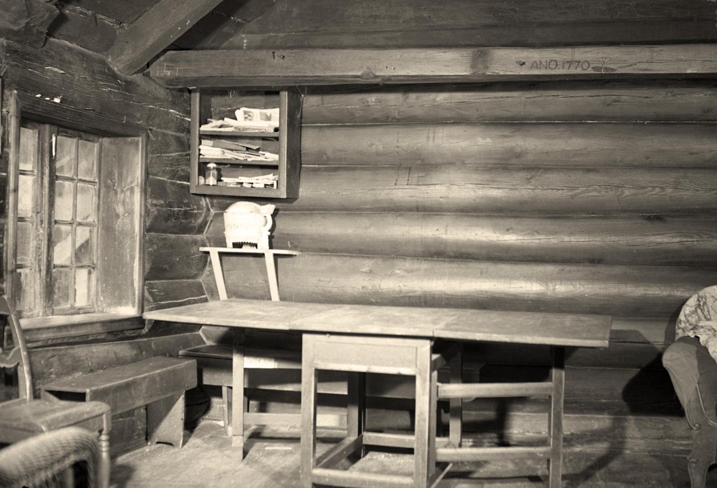 Tømmerstove