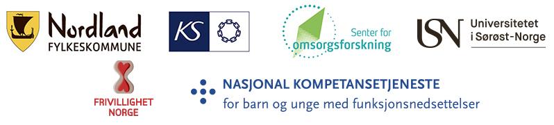 Logoene til de samarbeidende institusjonene