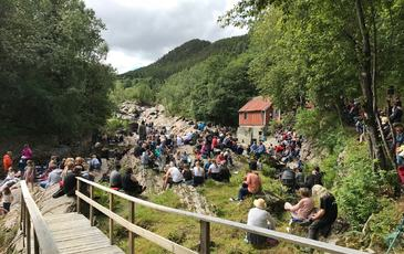 Fossajazz i Ingdalen