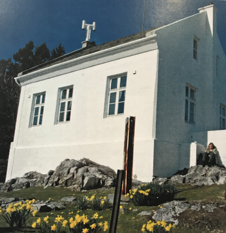 Leirvik fyrstasjon.