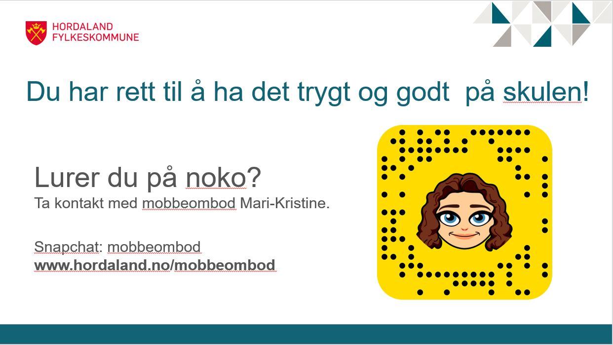 Mobbeombodet Hordaland