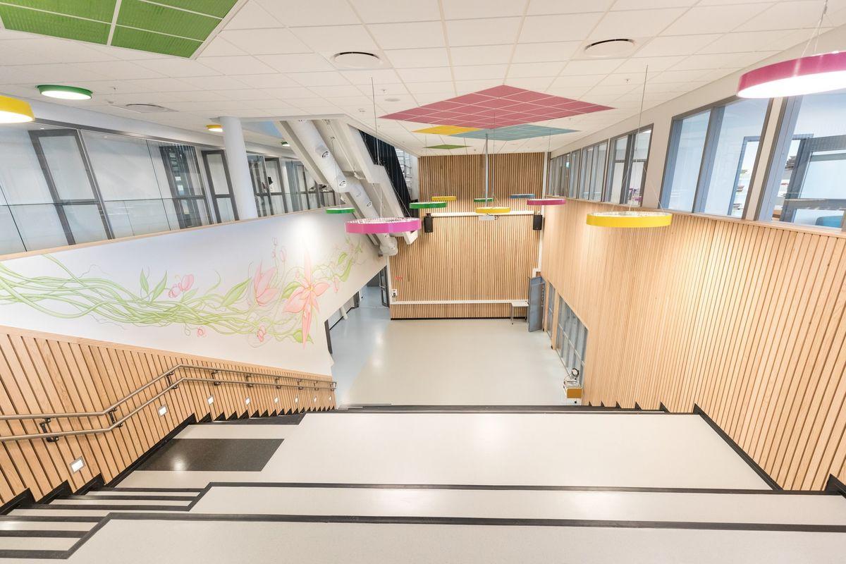Nye harstad skole