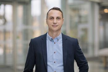 Seksjonsleder Geir Ove Olsen.