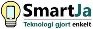 Logoen til nettstedet SmartJa - teknologi gjort enkelt