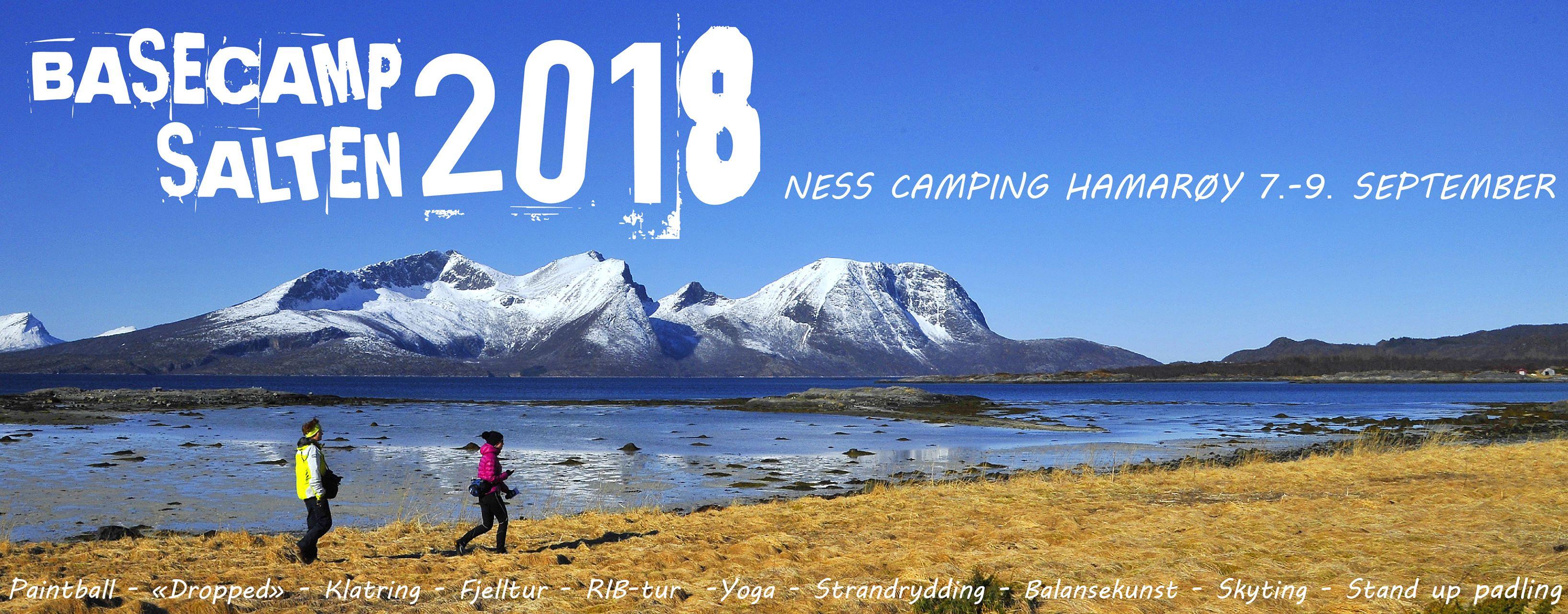 Basecamp Salten 2018