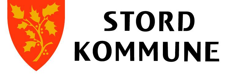 Stord kommune logo med høgre tekst