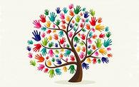 buske med hender