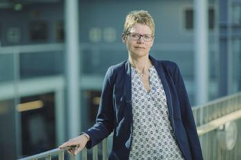 Administrasjonssjef Britt Elin Steinveg.