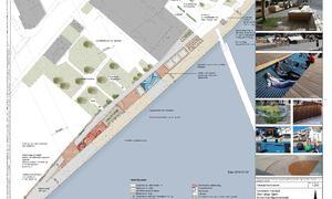 Skissefase_Havnepromenaden - illustrasjonsplan og 3d-illustrasjonar_high quality print_Side_1