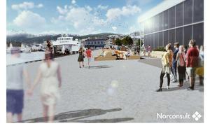 Skissefase_Havnepromenaden - illustrasjonsplan og 3d-illustrasjonar_high quality print_Side_3