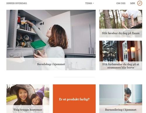 Kampanje - Du er en del av Norges beredskap