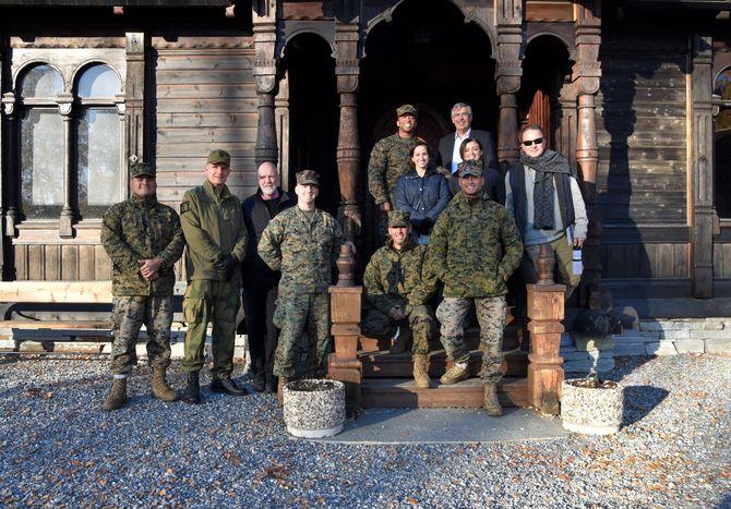Trident Juncture US Marines