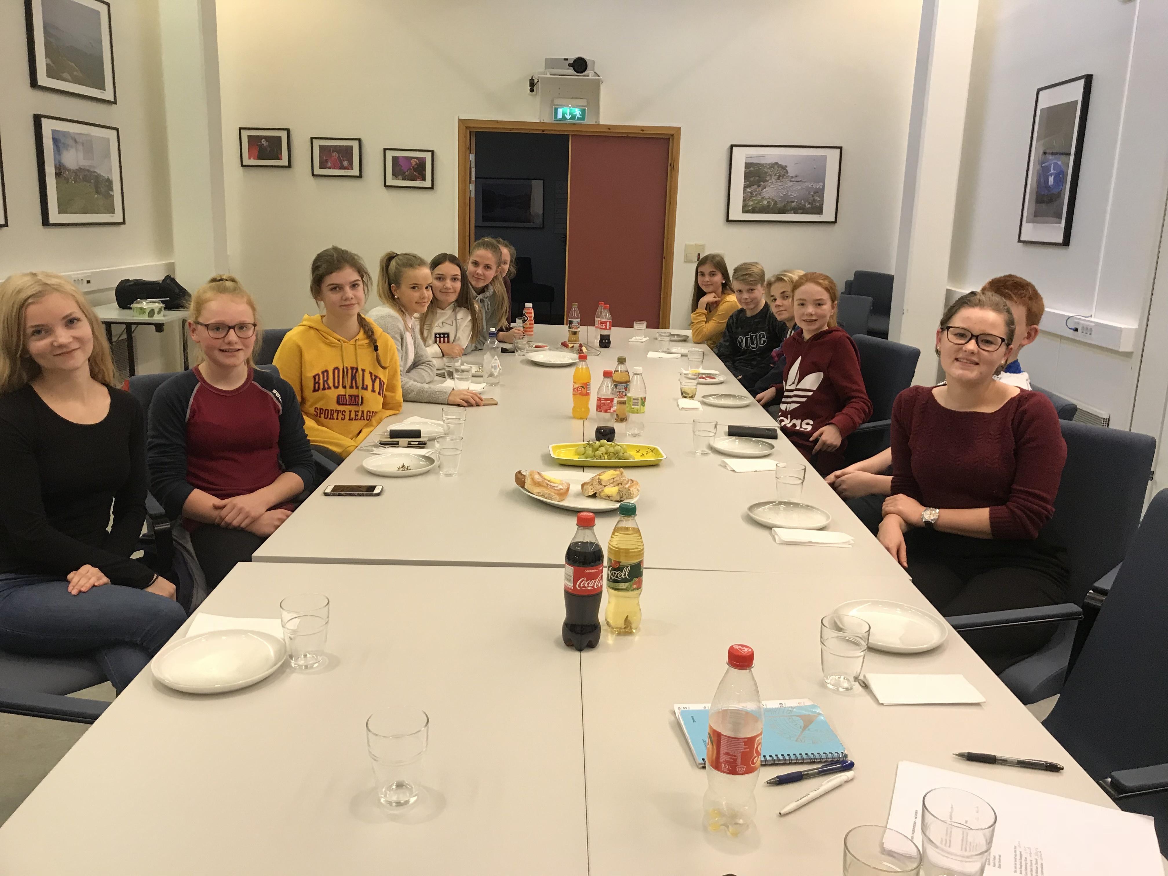 Nytt ungdomsråd oktober-18