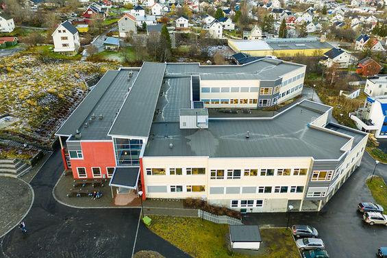 Seljestad skole drone 2018
