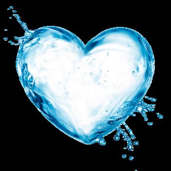 Vannhjerte