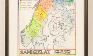 Mathisen, Hans Ragnar - Sàmigielat (Samiske dialekter) 2018