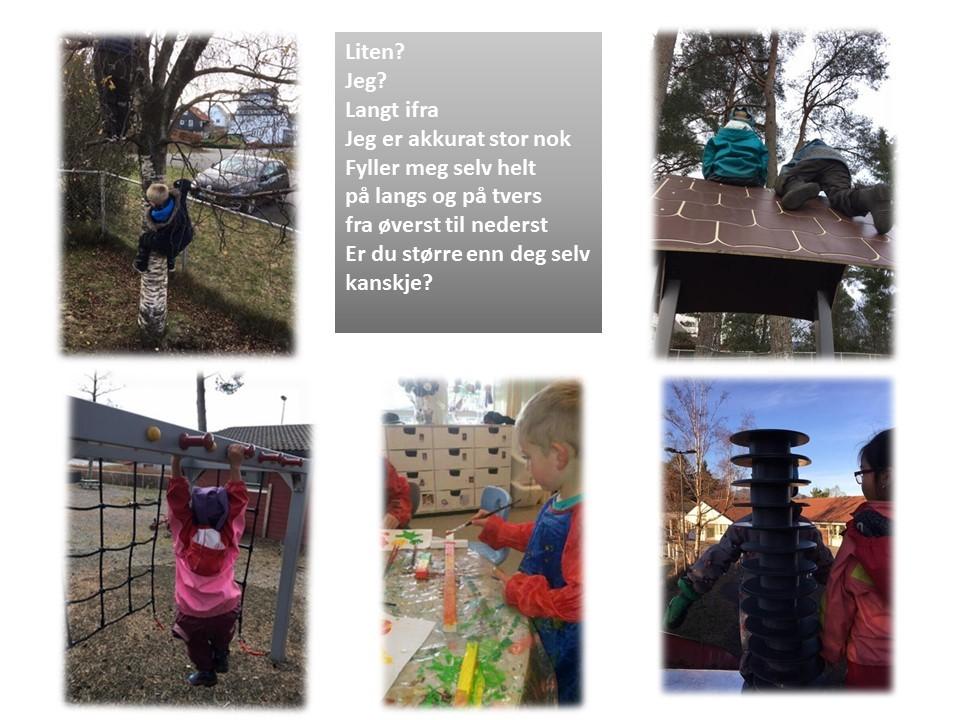 5-åringar i aktivitet