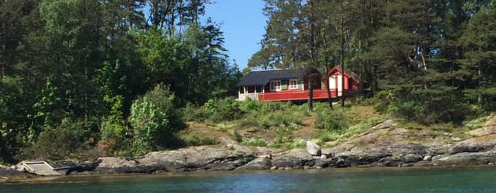Husøya, foto: Espen Lamo