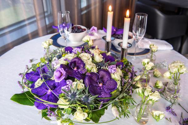 4634_Interflora, anne maries blomster borddekor husnes