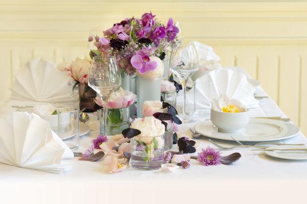 Anne Maries Blomster bordekor