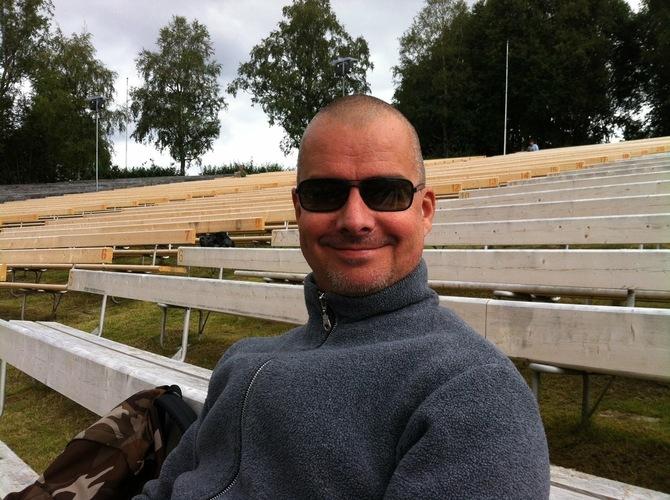 Arne Fagerholt[1]