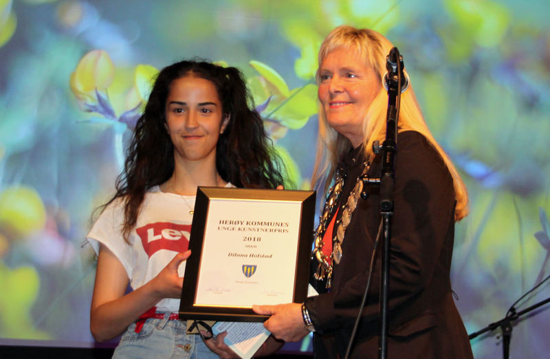 Unge kunstneres pris 2018