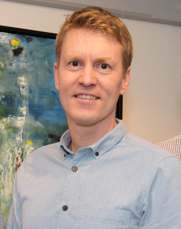 Konsernsjef Eirik Welde i Nordlaks