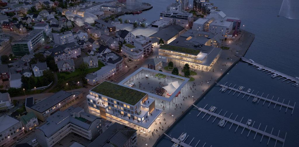 Mulighetsstudie UiT Campus Harstad