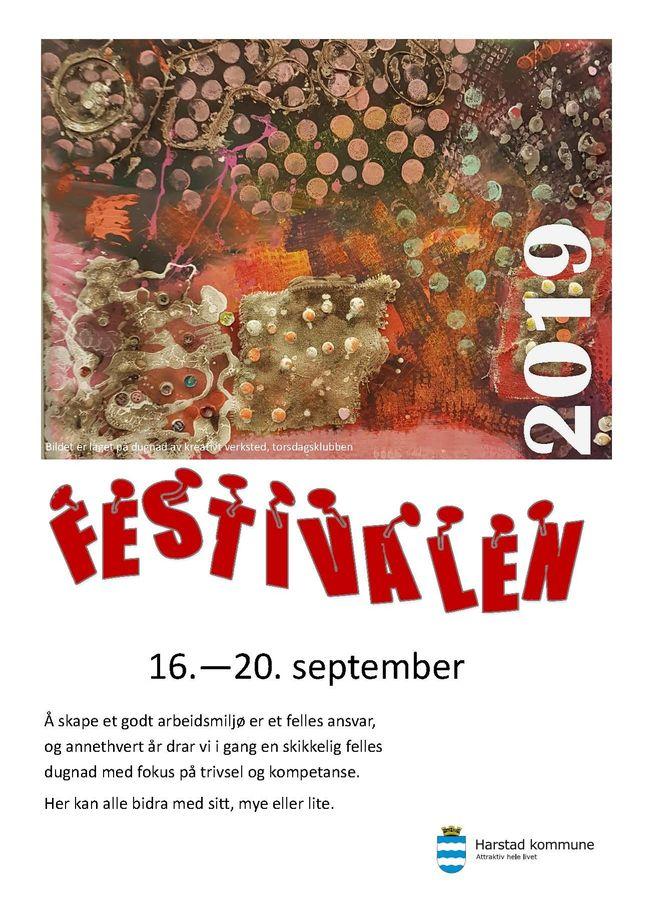 Plakat Festivalen 2019