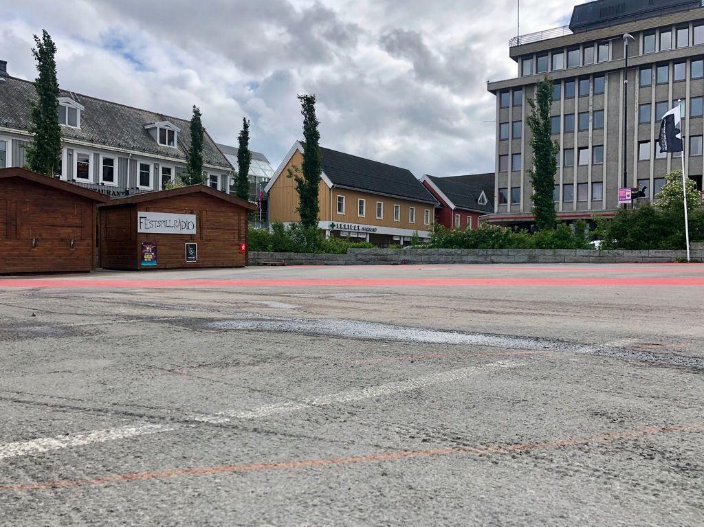 Busstorget Harstad